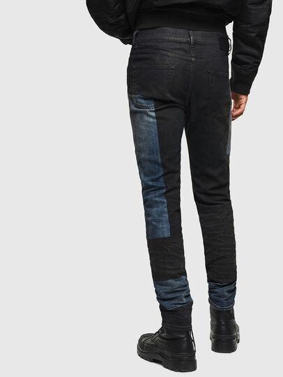 Diesel - D-Strukt 0094K, Blu Scuro - Jeans - Image 2