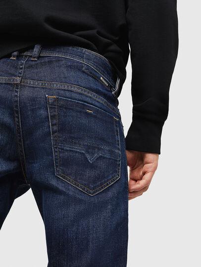 Diesel - Thommer 082AY, Blu Scuro - Jeans - Image 4