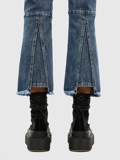 Diesel - D-Earlie 0098W, Blu medio - Jeans - Image 5
