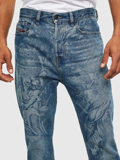Diesel - D-Vider 0079D, Blu medio - Jeans - Image 3