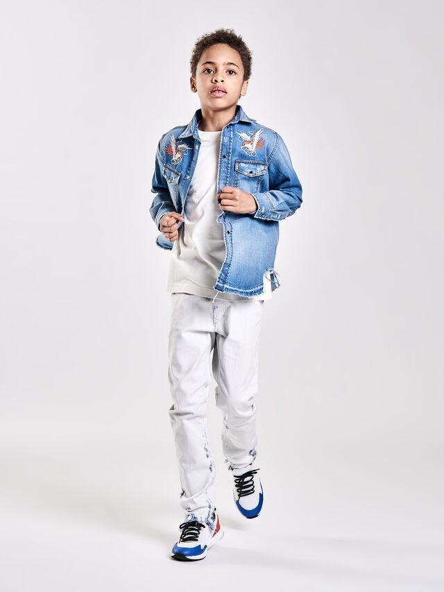 Diesel - TEPPHAR-J-N, Bianco Jeans - Jeans - Image 4