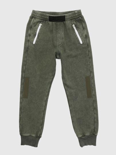Diesel - PTA, Verde Scuro - Pantaloni - Image 1
