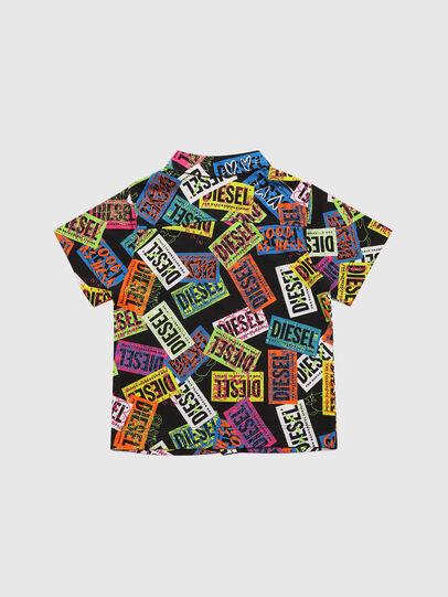 Diesel - CSANYB, Multicolor - Camicie - Image 2