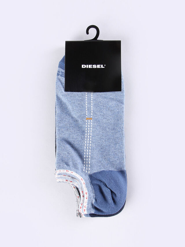 SKM-GOST-THREEPACK, Blu Jeans