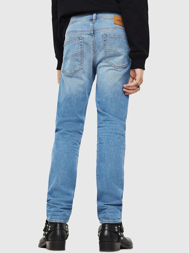 Diesel - Buster 087AQ, Blu Chiaro - Jeans - Image 2