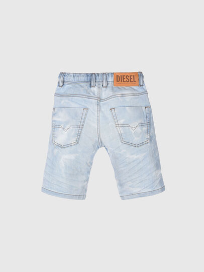 Diesel - KROOLEY-NE-J SH, Blu Chiaro - Shorts - Image 2