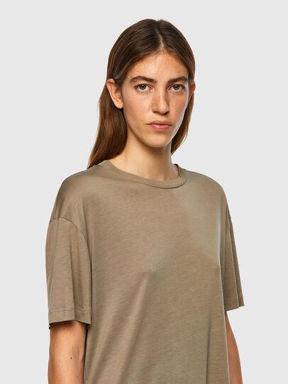 Diesel - T-ENKA-C.C, Marrone Chiaro - T-Shirts - Image 4