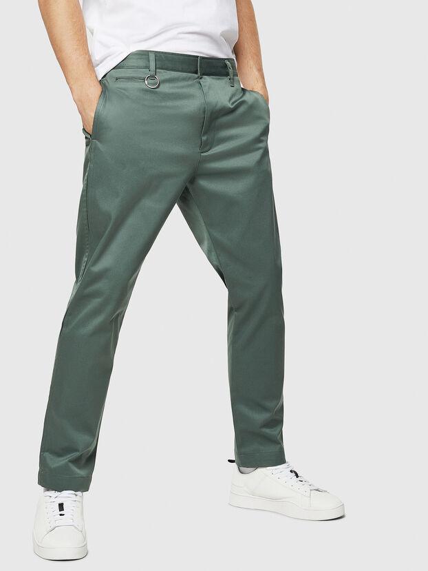 P-MAD-ICHIRO, Verde Oliva - Pantaloni
