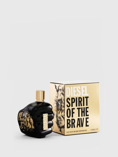Diesel - SPIRIT OF THE BRAVE 125ML, Nero/Oro - Only The Brave - Image 1