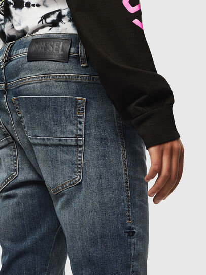 Diesel - D-Amny 069KG, Blu Scuro - Jeans - Image 4