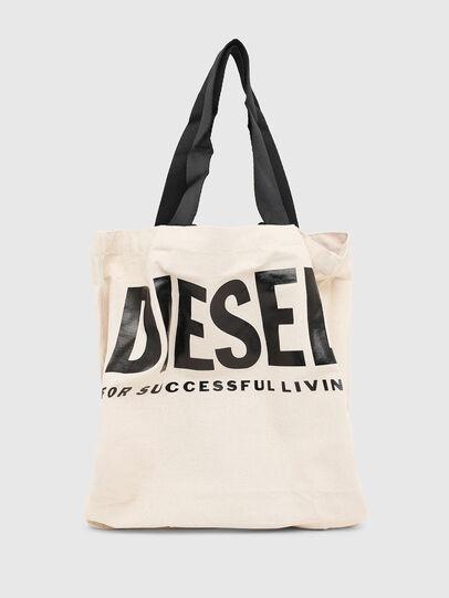 Diesel - LYVENZA, Bianco/Nero - Shopper e Borse a Spalla - Image 6