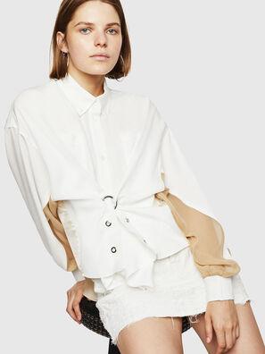 C-LEXYS, Bianco - Camicie