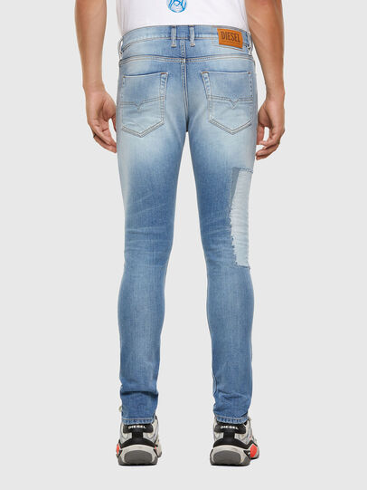 Diesel - Tepphar 009FJ, Blu Chiaro - Jeans - Image 2