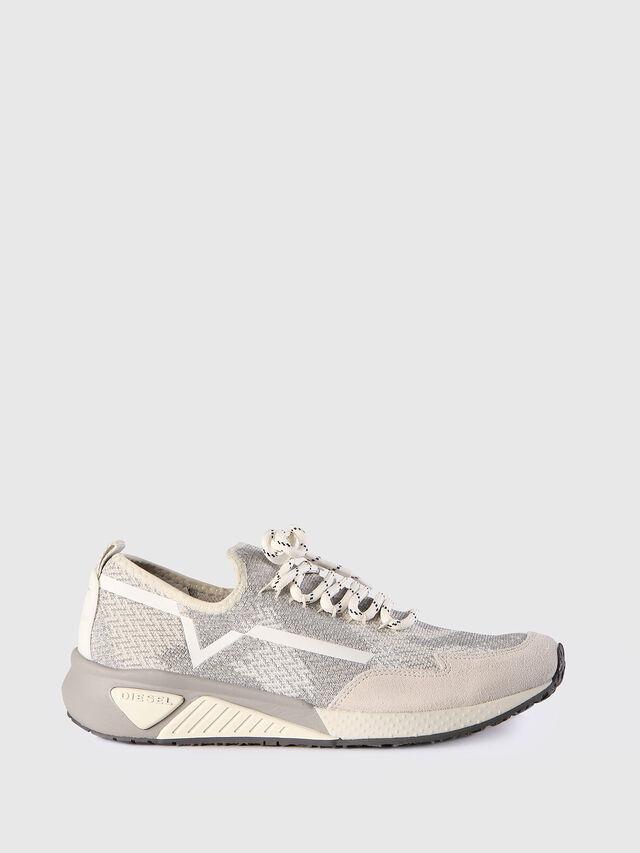 Diesel - S-KBY, Grigio - Sneakers - Image 1