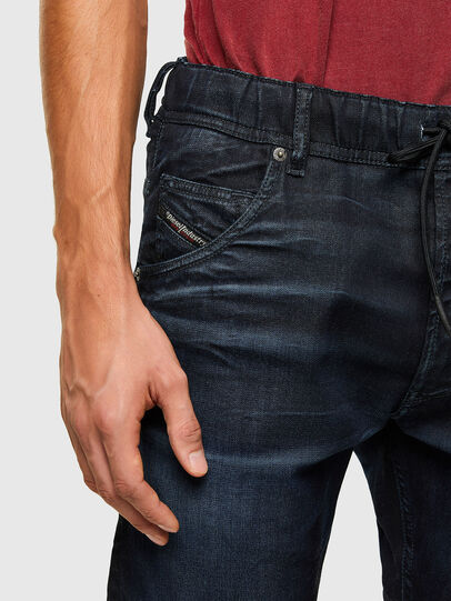 Diesel - KROOLEY JoggJeans® 069QF, Blu Scuro - Jeans - Image 3