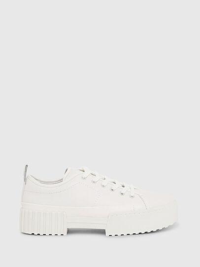 Diesel - S-MERLEY LC, Bianco - Sneakers - Image 1