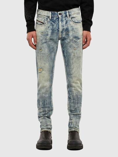 Diesel - D-Strukt 009FM, Blu Chiaro - Jeans - Image 1