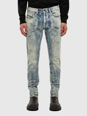 D-Strukt 009FM, Blu Chiaro - Jeans