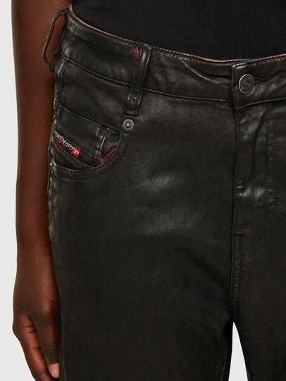 Diesel - FAYZA JoggJeans® 069PG, Nero/Arancio - Jeans - Image 3