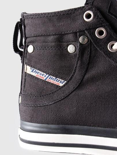 Diesel - EXPOSURE W, Nero - Sneakers - Image 5