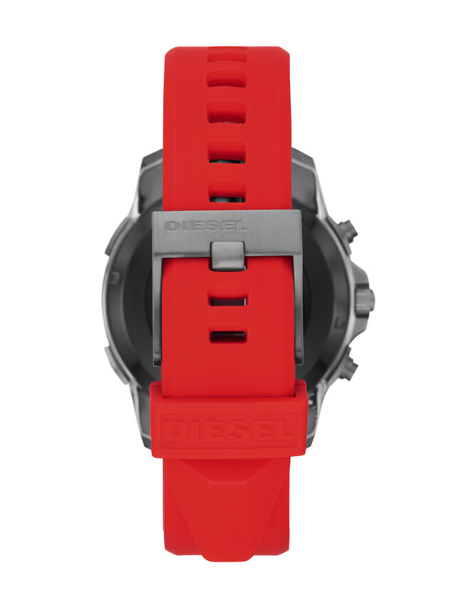 Diesel - DT2006, Rosso - Smartwatches - Image 3