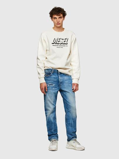 Diesel - D-Macs 009MV, Blu Chiaro - Jeans - Image 4