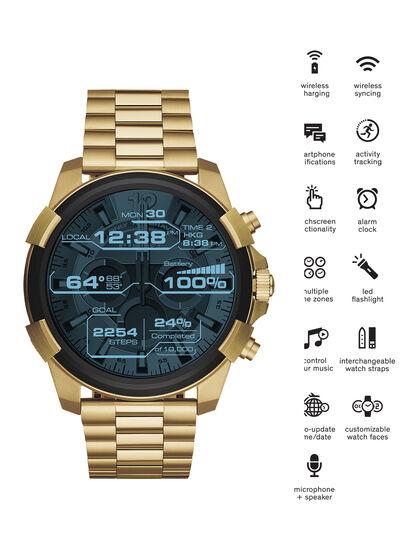 Diesel - DT2005, Oro - Smartwatches - Image 1