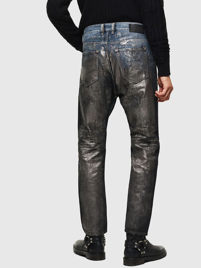 Diesel - D-Vider 0091J, Blu medio - Jeans - Image 2