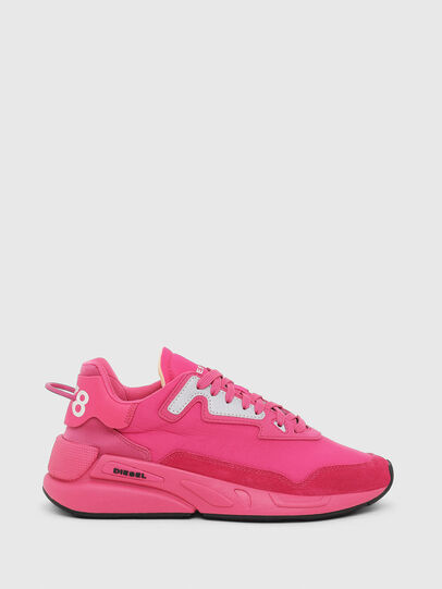 Diesel - S-SERENDIPITY LC W, Rosa Fluo - Sneakers - Image 1