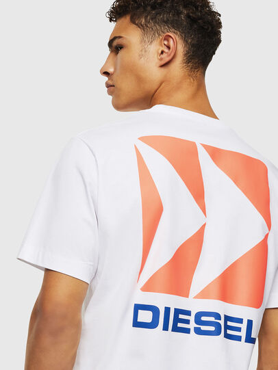 Diesel - BMOWT-JUST-B, Bianco - Out of water - Image 4