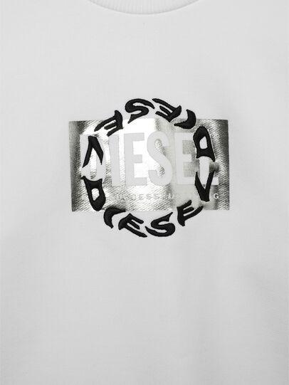 Diesel - SANGRSUC, Bianco - Felpe - Image 3