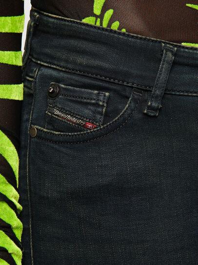 Diesel - Slandy 009QG, Blu Scuro - Jeans - Image 3