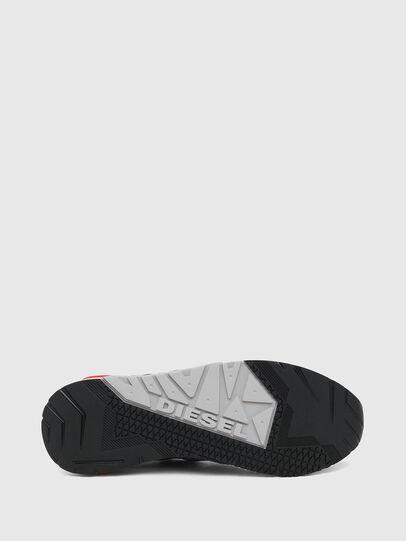 Diesel - S-KB WEB LACE, Nero/Blu - Sneakers - Image 5