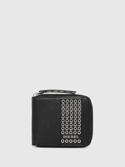 Diesel - ZIPPY HIRESH S, Nero - Portafogli Con Zip - Image 1