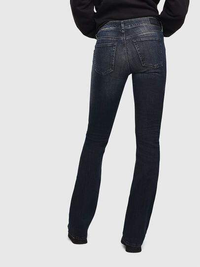 Diesel - D-Ebbey 069FX, Blu Scuro - Jeans - Image 2