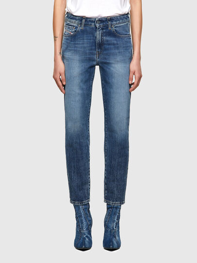 Diesel - D-Joy 009VY, Blu medio - Jeans - Image 1