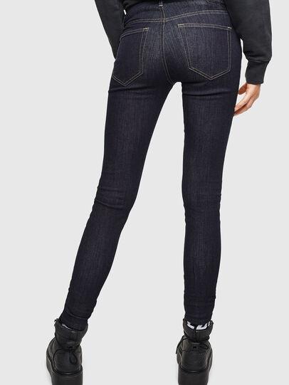 Diesel - Slandy 0813C, Blu Scuro - Jeans - Image 2