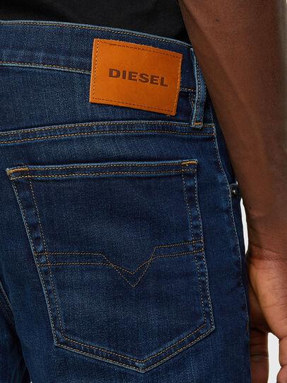 Diesel - D-Mihtry 009ML, Blu Scuro - Jeans - Image 4