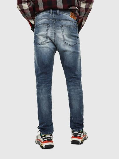 Diesel - D-Vider JoggJeans 069IP, Blu medio - Jeans - Image 2