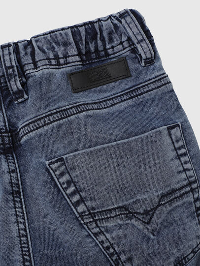 Diesel - KROOLEY-J JOGGJEANS, Blu - Jeans - Image 4