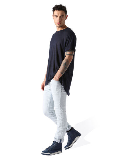 Diesel - Thavar JoggJeans 0672H,  - Jeans - Image 5
