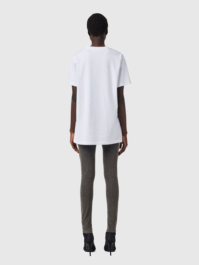 Diesel - T-DARIA-B2, Bianco - T-Shirts - Image 5