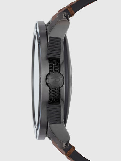 Diesel - DZT2032, Marrone - Smartwatches - Image 3