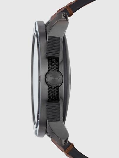 Diesel - DZT2032, Marrone - Smartwatches - Image 3