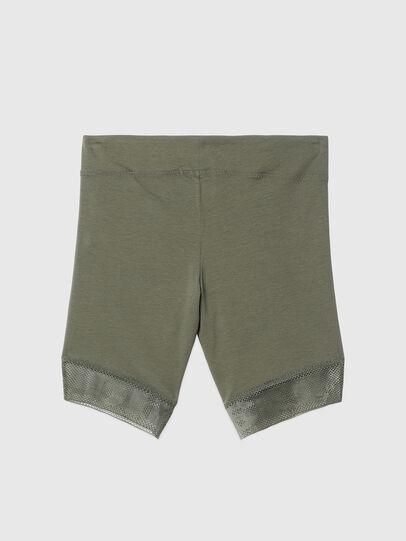 Diesel - UFLB-FAUSTMESH, Verde Militare - Pantaloni - Image 2