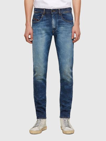 Diesel - D-Strukt 009NT, Blu medio - Jeans - Image 1