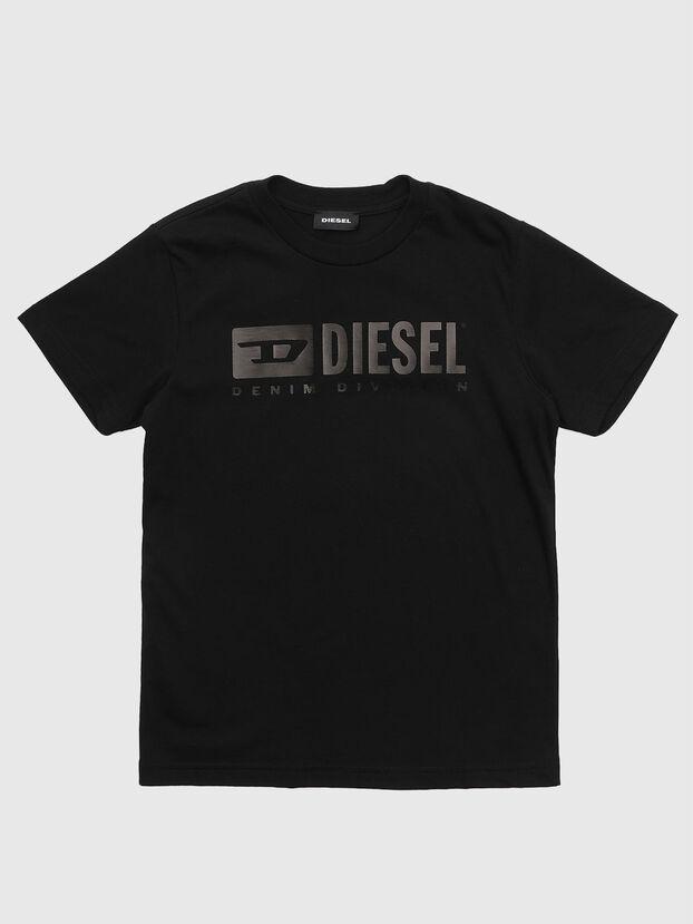 TJDIVISION, Nero - T-shirts e Tops
