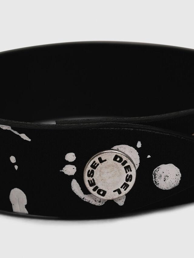 Diesel - A-POL, Nero/Bianco - Bijoux e Gadget - Image 2