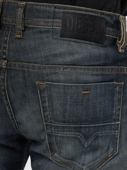 Diesel - Thommer 009EP, Blu Scuro - Jeans - Image 4