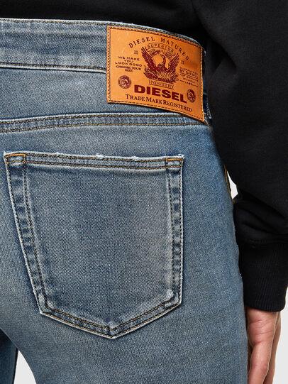 Diesel - D-Ollies JoggJeans® 069UW, Blu medio - Jeans - Image 4